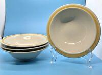 Set of 4- Stoneware Bowls Made In Japan (395)