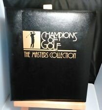Champions Of Golf The Masters Collection Card Set