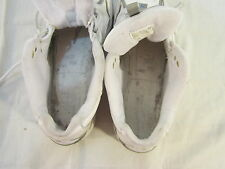 Men's White and Grey New Balance 336 Size 9 1/2 Athletic Shoes 6252