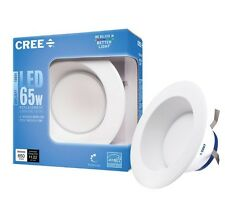Free Delivery(8 Pack) Recessed Down Light Cree 6in TW Series 65W  Daylight LED
