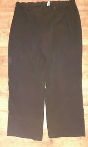 WOMENS I.S.I.S TROUSERS SIZE 24 VGC REF BOX A51