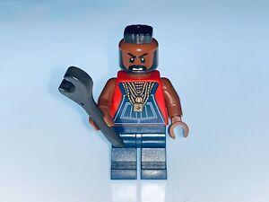 LEGO B.A BARACUS A-TEAM MEMBER GENUINE LEGO FIGURE 71251 - NEW