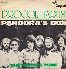 45 T  SP PROCOL  HARUM *PANDORA'S BOX*