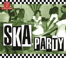 SKA PARTY (JIMMY CLIFF, BUSTER'S GROUP, DERRICK MORGAN,...)  3 CD NEUF