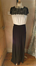Amazing black and cream jumpsuit by Next size 6