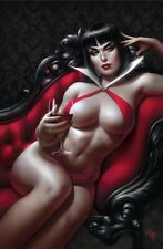 Vampirella #1 Warren Louw Virgin Variant NM (Preorder) 07/19