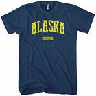 Alaska Represent T-shirt - Anchorage Fairbanks Juneau 907 Nome - NEW XS-4XL