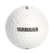 50 Bridgestone B330 RXS Near Mint Used Golf Balls AAAA