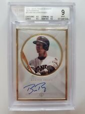 2016 Topps Transcendent	Buster Posey	/52	Auto	BGS 9 / 10