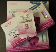 8560/8560MFP Magenta Genuine Xerox Solid Ink Phaser 8560/8560MFP NEW IN BOX - 4