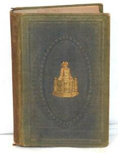 ANTIQUE 1859 HISTORY OF INDEPENDENCE HALL BELISLE HARDCOVER 1ST ED.BOOK
