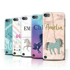 Personalised Handwritten Fantasy Unicorn Phone Case for Apple iPod Touch 5
