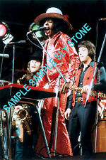 Sly & The Family Stone Sly Stone Photo sly in red