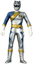 Power Rangers Sentai Hero Vinyl Figure Wild Force Gaoranger Silver Lunar Wolf
