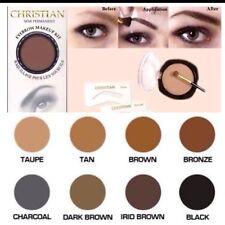 NIB-Christian Eyebrow stencil kit in Tan