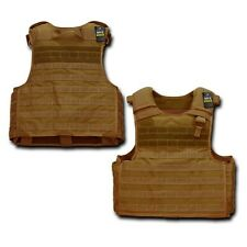 Coyote Tactical Plate Carrier Modular Operator MOLLE Military Police SWAT Vest