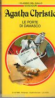 I CLASSICI DEL GIALLO MONDADORI=Agatha Christie=Le porte di Damasco=n°515/1986