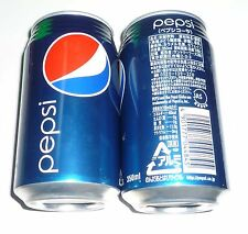 PEPSI Cola can JAPAN 350ml Collect Asia  Pepsico Collect 2012