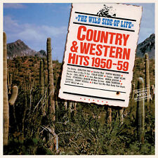 CD Country & western - Hits 1950-1959