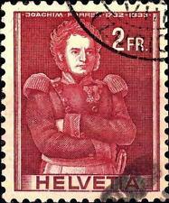 SWITZERLAND - SVIZZERA - 1941 - Soggetti storici - Serie Ordinaria - 2 f.
