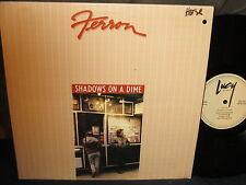"Ferron ""Shadows on a Dime"" LP"