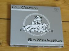 2 CD BAD COMPANY Run With the Pack (expanded deluxe edition)
