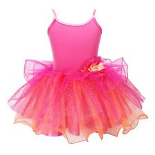 Pink Poppy Fairy Party Dress - Hot Pink Fairy Party Costume - size 5/6