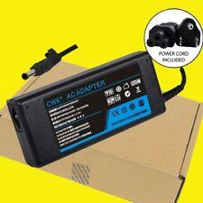 AC Adapter Charger Cord for Samsung NP270E5E-K03US NP300E5E-A01US NP300E5E-A02US