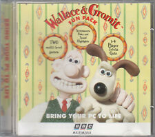 Wallace & Gromit Fun Pack PC CD-ROM Spiel in Jewel Case Sealed