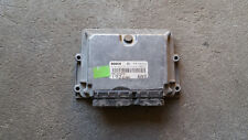 Fiat Stilo ECU Engine Control Unit 0281011397 55187570 19241ABA