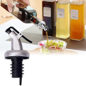 Olive Oil Sprayer Liquor Spirit Pourer Dispenser Flow Wine Bottle Pour Spout