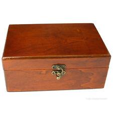 Schmuckschatulle Schmuckkasten Schmuckbox Schatulle Aufbewahrung Holz Antik Stil