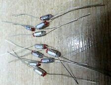 10x Suflex 22pf 350V 2% polystyrene capacitors