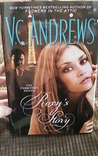 V.C. Andrews Roxy's Story The Forbidden Series  (2013, Hardcover) $26.00