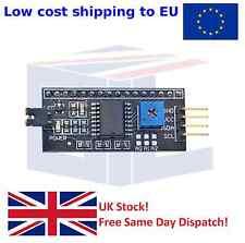 PCF8574 IO IIC/I2C/TWI/SPI Módulo de placa de interfaz Serial Puerto Para 1602 LCD