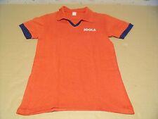 1 JOOLA Tischtennis Shirt, rot (Damen/Kinder)