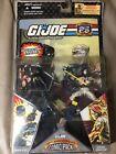 GI Joe 25th Anniversary Snake Eyes and Storm Shadow 2-Pack MIP