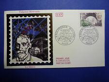 LOT 12801 TIMBRES STAMP ENVELOPPE CELEBRITES FRANCE ANNEE 1987