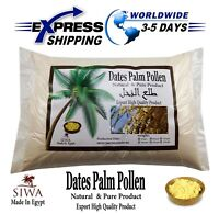 100% Natural Pure Dates Palm Pollen For Women & Men Fertility Supplement Powder