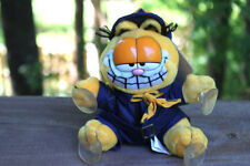 Garfield Boy Cub Scouts Suction Cup Window Plush NEW