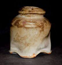 Chuck Solberg Studio Pottery Vase Warren MacKenzie Bernard Leach Shoji Hamada