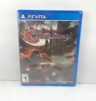 BLOODSTAINED: Curse Of The Moon PS VITA  Limited Run Games W/ Card