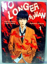 No Longer Human vol1 Vertical English New and Sealed Usamaru Furuya F/S+Tracking
