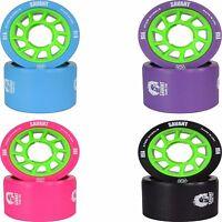 ATOM Savant Derby Speed Skate Wheels 1 set of 8