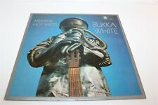 Bukka White Memphis Hot Shots LP Vinyl Record VG+ 1969 U.K Pressing Blues