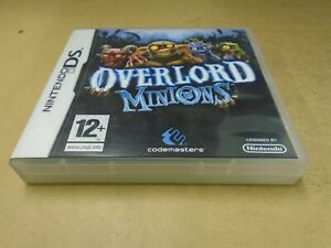 Overlord Minions for Nintendo DS Complete in VGC