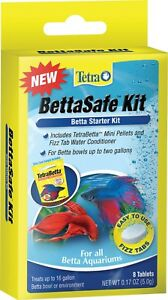 Tetra BettaSafe Kit 8 tabs