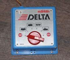 Digitale Märklin Steuergeräte für Vintage/N) (J Modellbahnen ohne Soundfunktion