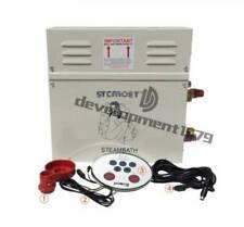 9KW 220V Sauna Steam Generator For Sauna Bath Home Spa Shower with Controller