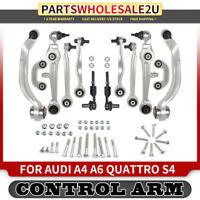ForAudi A4 A6 VW Passat Control Arm Ball Joint Tie Rod 13Pcs Suspension Kit 20MM